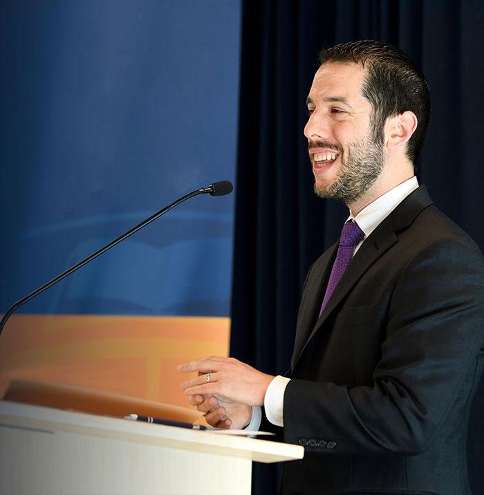 Public Speaking Training ~ Dr. Steven Cohen